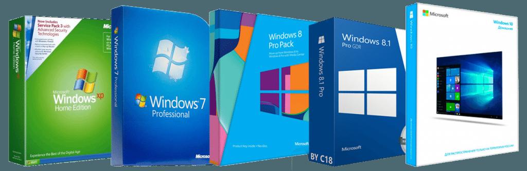Установка Windows в Сочи